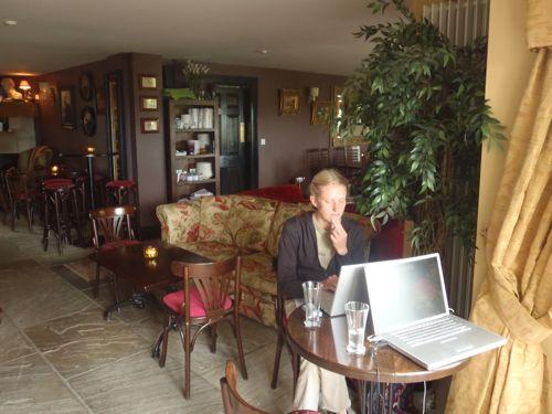 blogging place