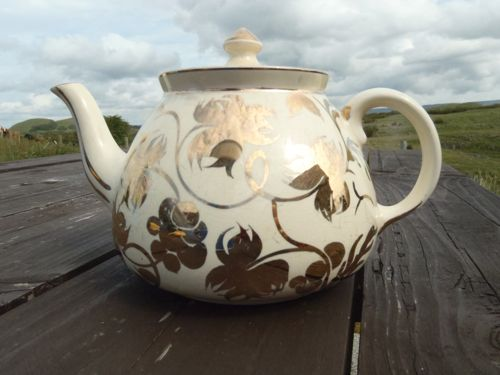 Exchange Teapot