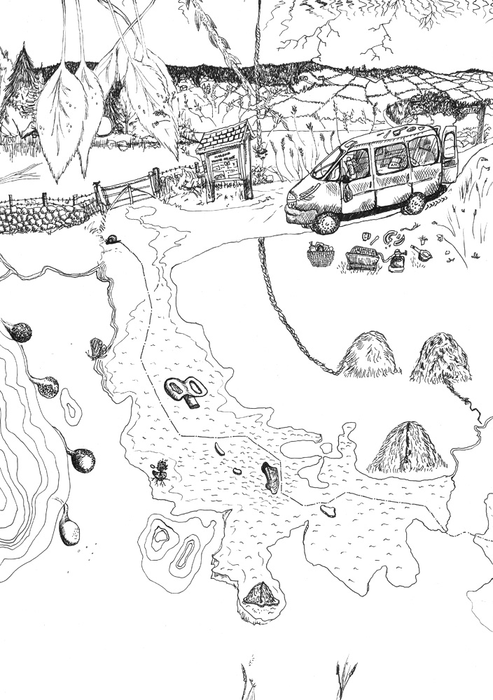 Mapping Dreams at Killykeagan