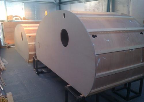 Wood Pod