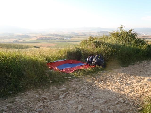 Wayside campspot
